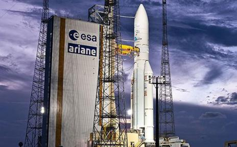 Ariane 5 launch in 2016