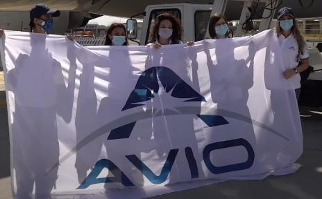Avio team heads to Guyana for the next Vega launch