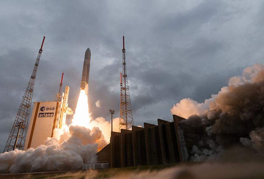 Ariane 5's 100th launch
