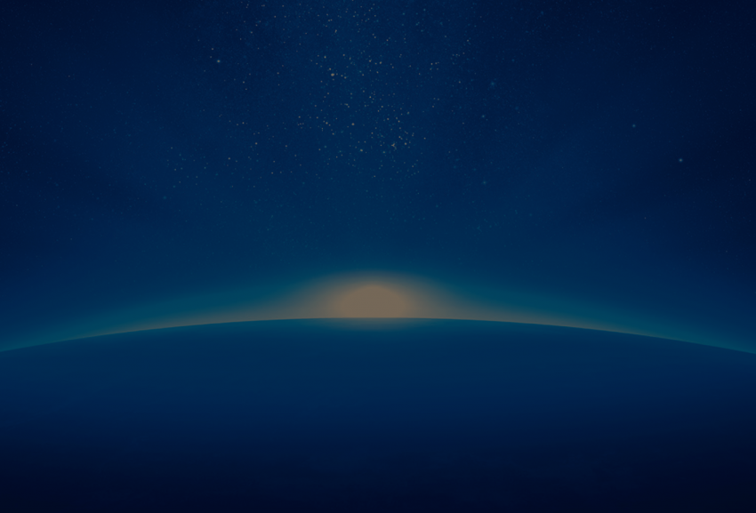 Avio space background
